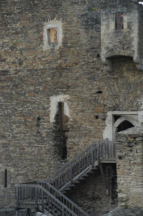 Развалины замка Аггштайн у вод Дуная 20754