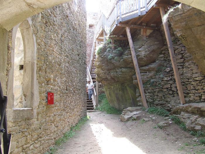 Развалины замка Аггштайн у вод Дуная 30652