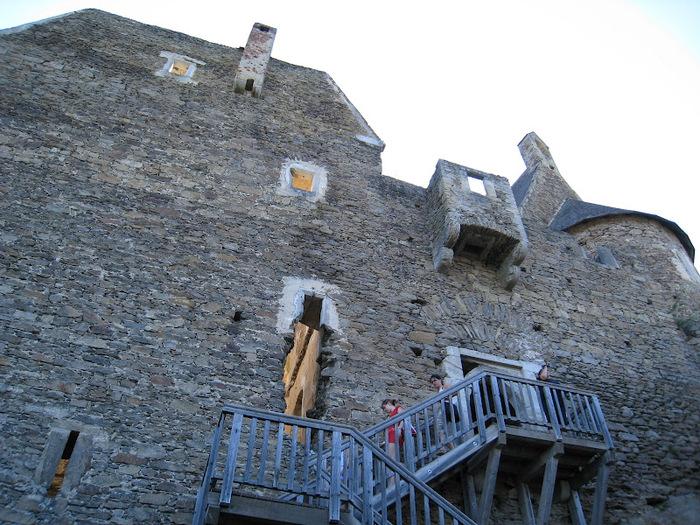 Развалины замка Аггштайн у вод Дуная 53322