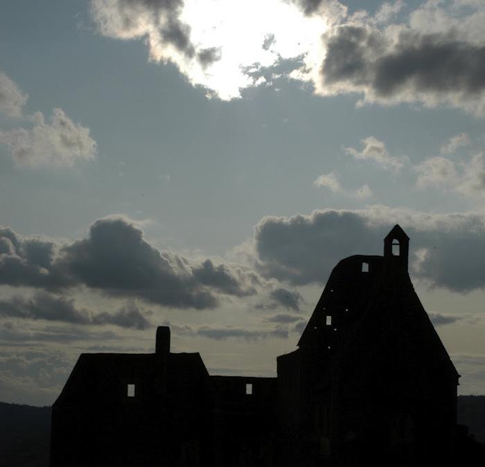 Развалины замка Аггштайн у вод Дуная 20955