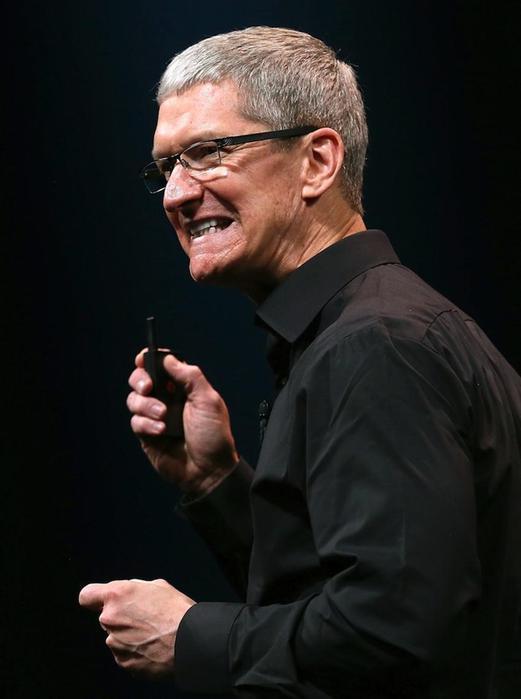 Встречаем — iPhone5! Фотографии презентации, описание