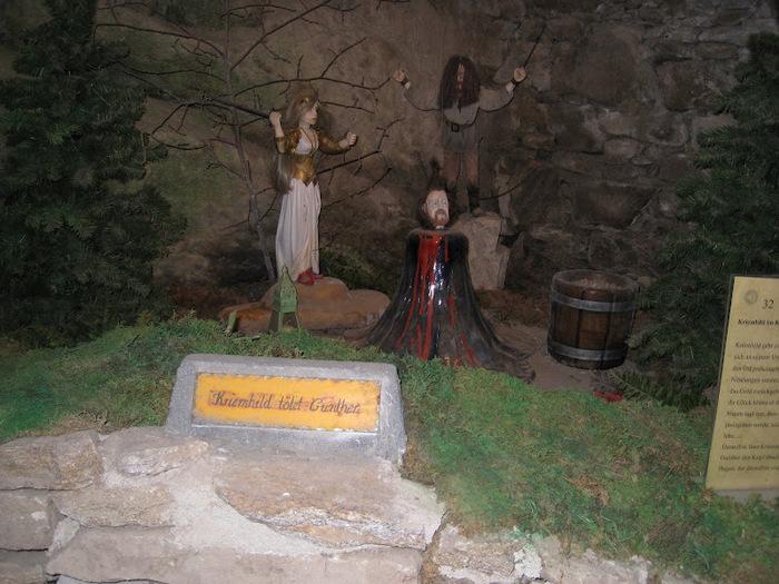 Развалины замка Аггштайн у вод Дуная 52461