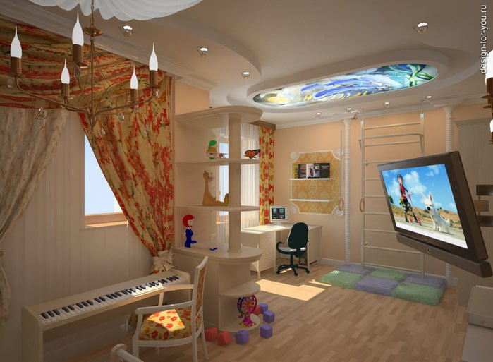 kids rooms (28) (700x513, 68Kb)