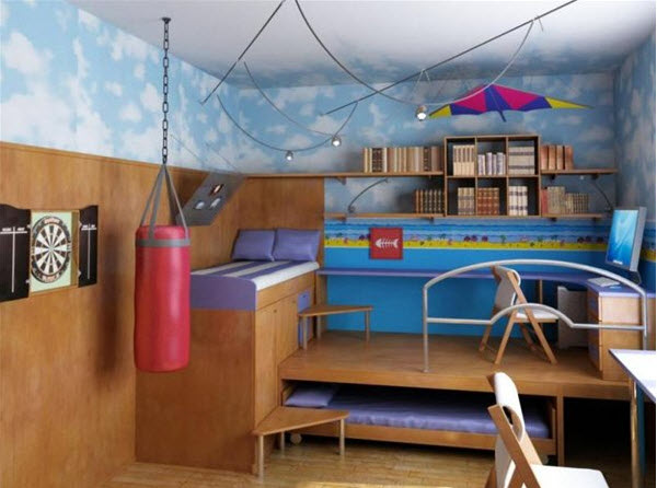 kids rooms (62) (600x446, 55Kb)