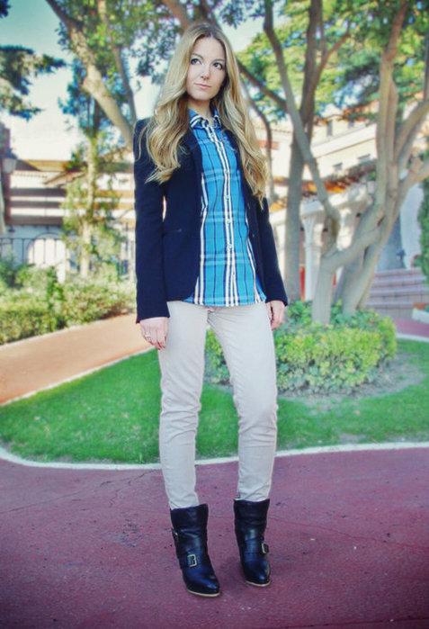 Модная обувь осень 2012