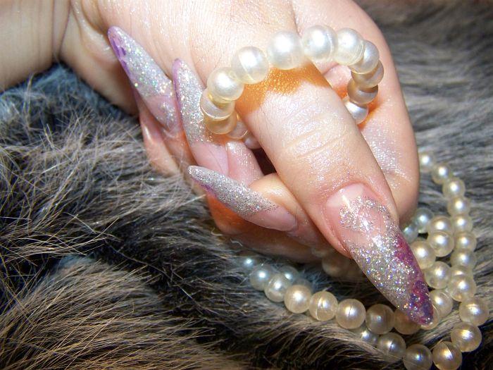 Красивый дизайн ногтей на новый год 2013