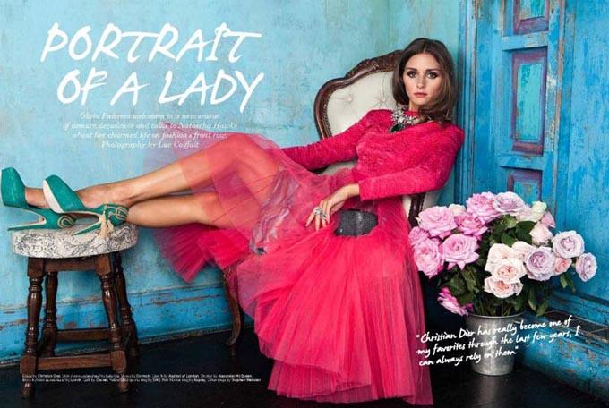 Olivia Palermo модная фотосессия 5 (680x456, 89Kb)