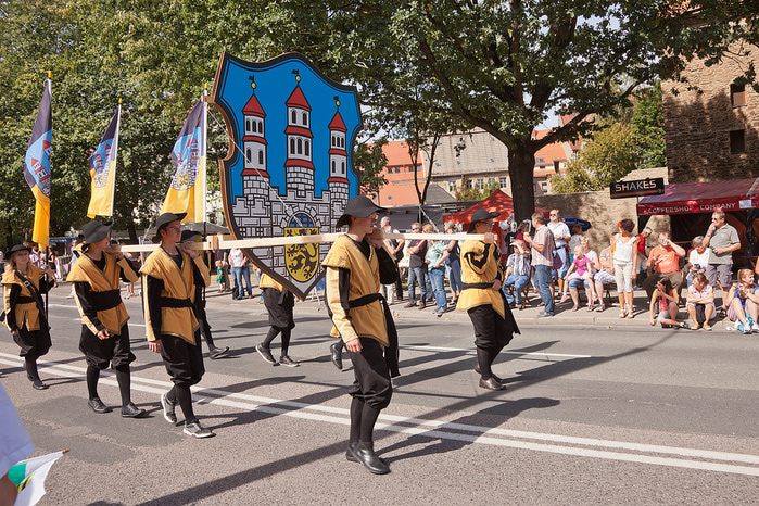 Tag der Sachsen 2012 in Freiberg - Часть2 91742