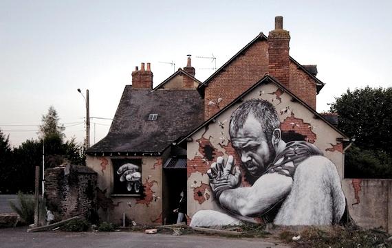 уличное искусство (570x361, 146Kb)