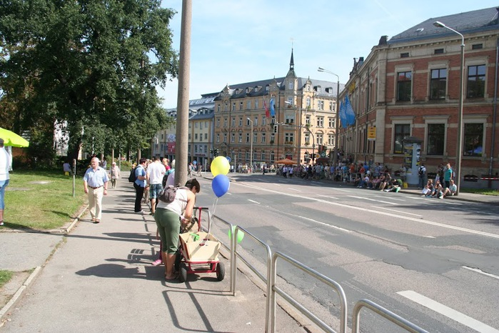 Tag der Sachsen 2012 in Freiberg - Часть2 94303