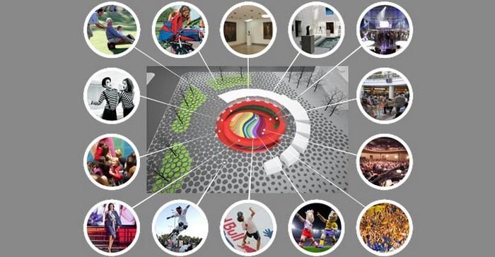 Современная архитектура Харькова - проект площади Конституции 10 (700x364, 70Kb)