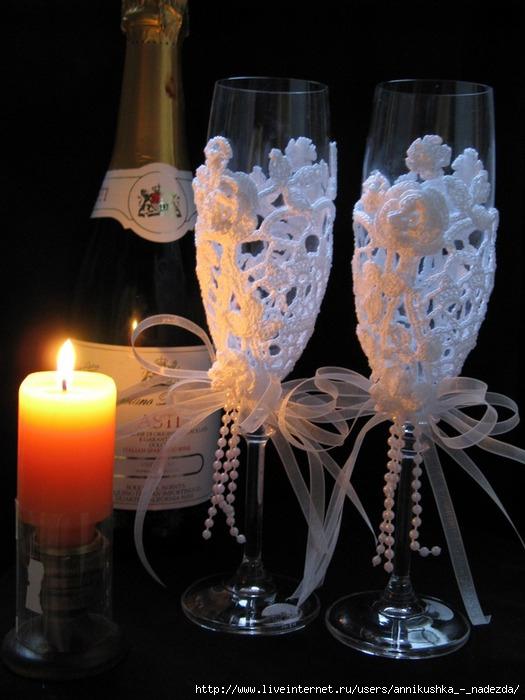 Мастер класс по украшению на свадьбу своими руками 47