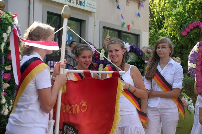 Tag der Sachsen 2012 in Freiberg - Часть2 13694