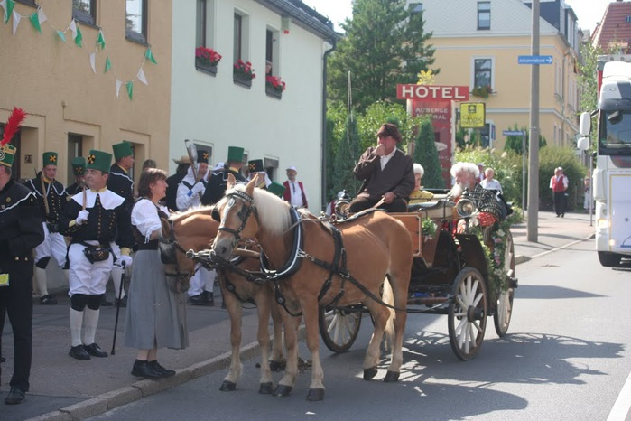 Tag der Sachsen 2012 in Freiberg - Часть2 95792