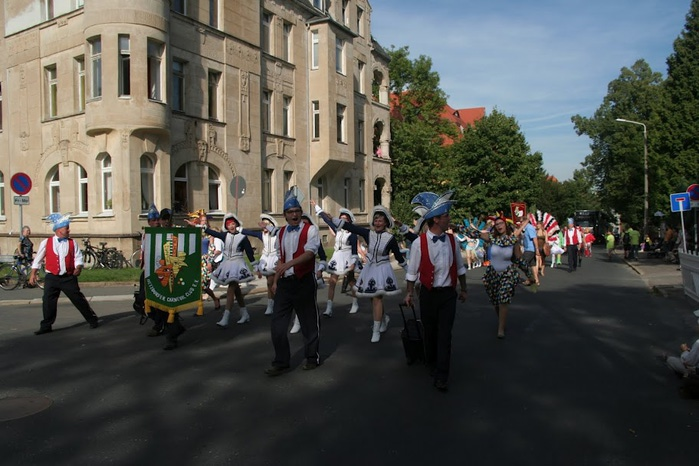 Tag der Sachsen 2012 in Freiberg - Часть2 90788