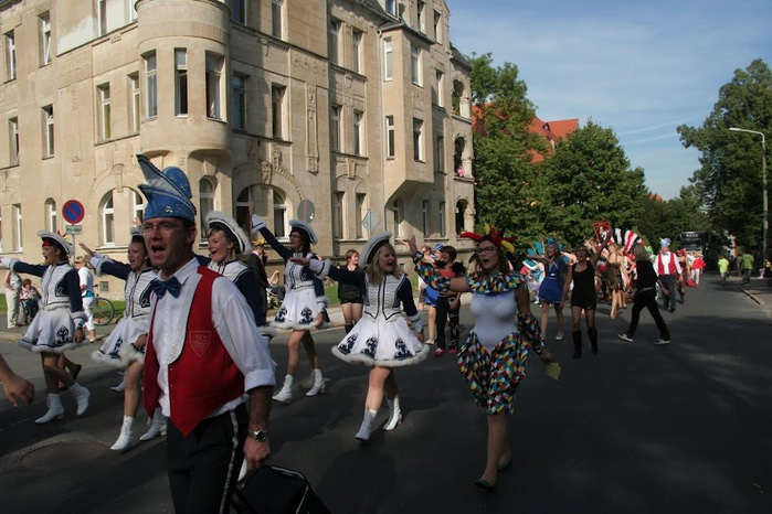 Tag der Sachsen 2012 in Freiberg - Часть2 49823
