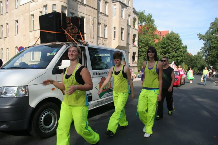 Tag der Sachsen 2012 in Freiberg - Часть2 13427