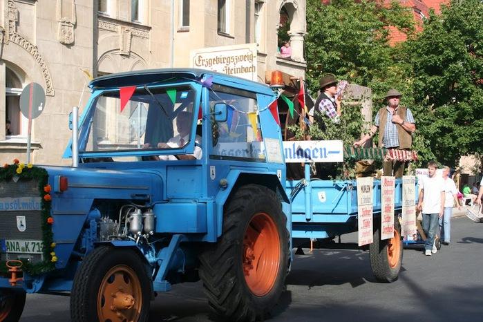Tag der Sachsen 2012 in Freiberg - Часть2 13728