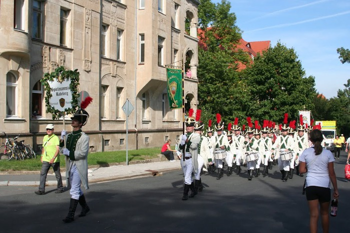 Tag der Sachsen 2012 in Freiberg - Часть2 88464