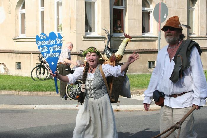 Tag der Sachsen 2012 in Freiberg - Часть2 56068