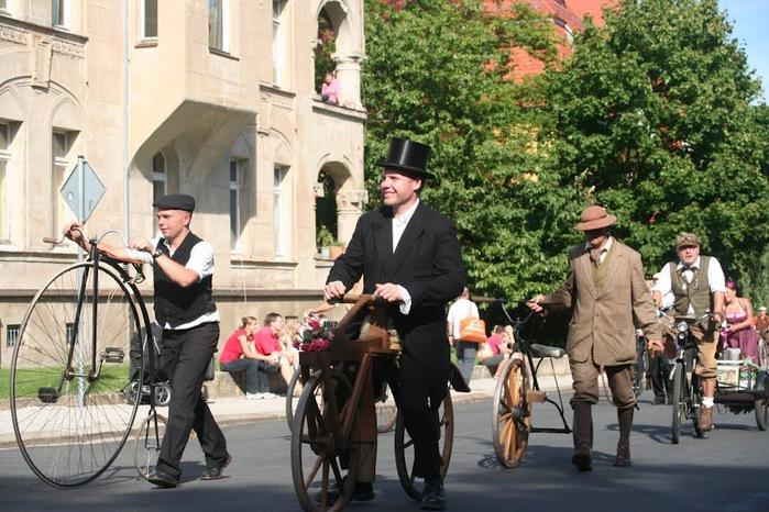 Tag der Sachsen 2012 in Freiberg - Часть2 34806