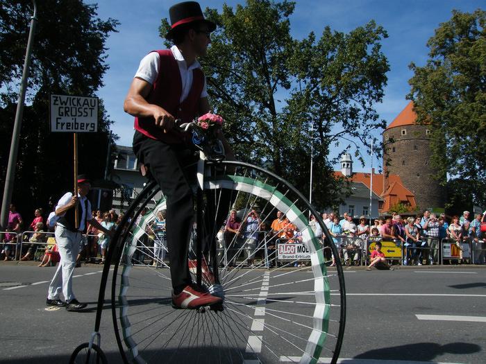 Tag der Sachsen 2012 in Freiberg - Часть2 13825