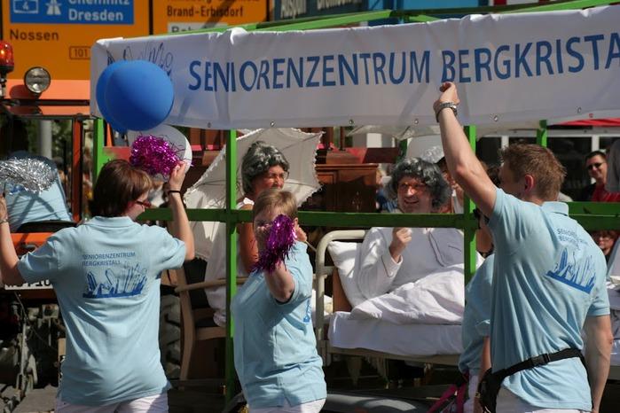 Tag der Sachsen 2012 in Freiberg - Часть2 78610