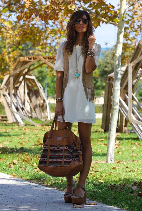 Модная осенняя одежда 2012