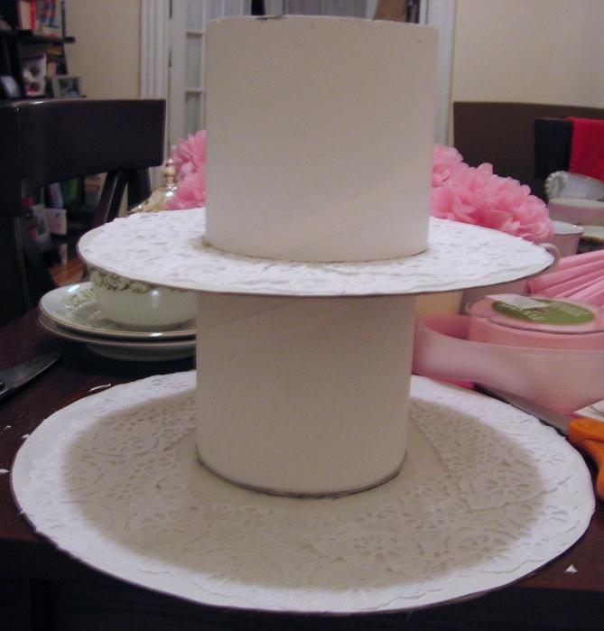Сделать тортик своими руками