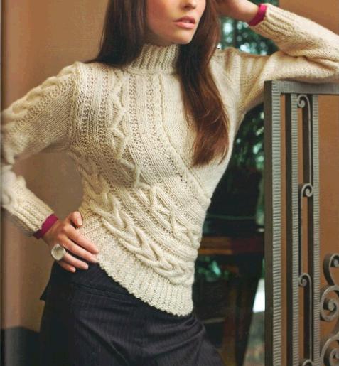 Женский вязаный спицами свитер/4683827_20120915_174806 (477x515, 202Kb)