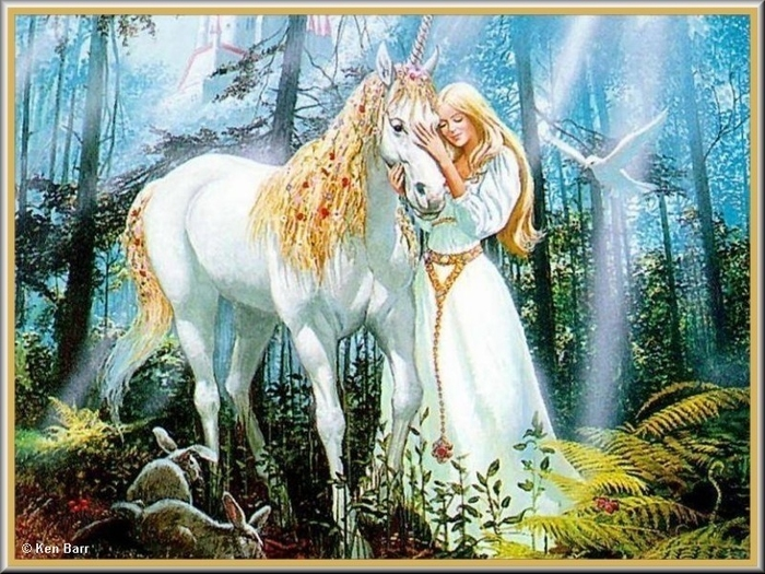 the-princess-and-unicorn (700x525, 291Kb)