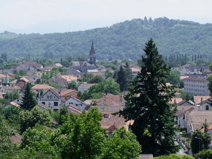 город По - Pau 34294