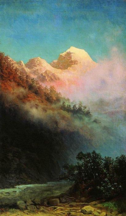 Восход солнца (409x700, 102Kb)
