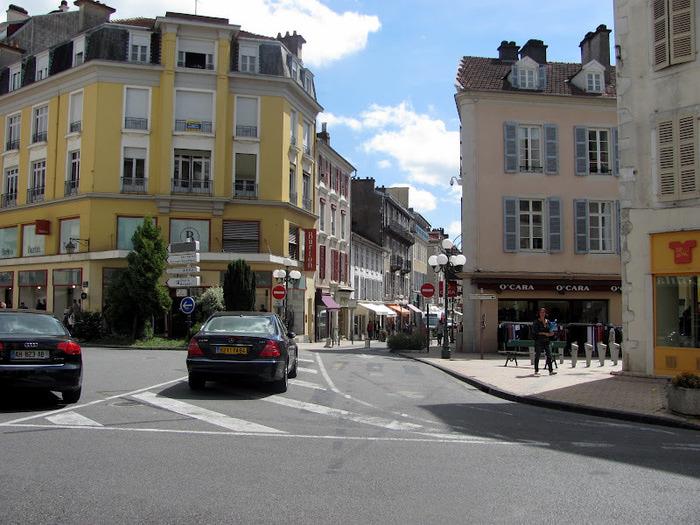 город По - Pau 27807