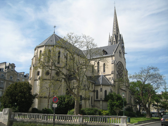 город По - Pau 88125
