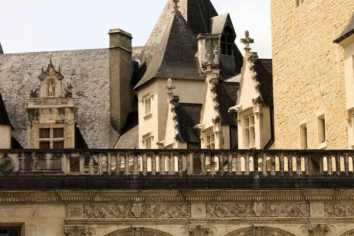 Замок По - Родовой замок Бурбонов 50605