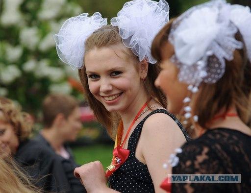 МОСКВА, 25 мая - Свыше 110 тысяч выпускников из более чем тысячи московских