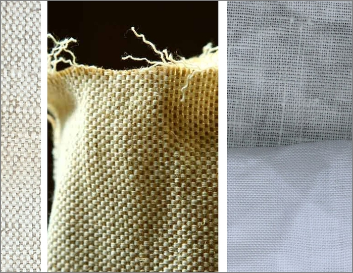 лён,виды льна,ткань для вышивания (700x541, 308Kb)