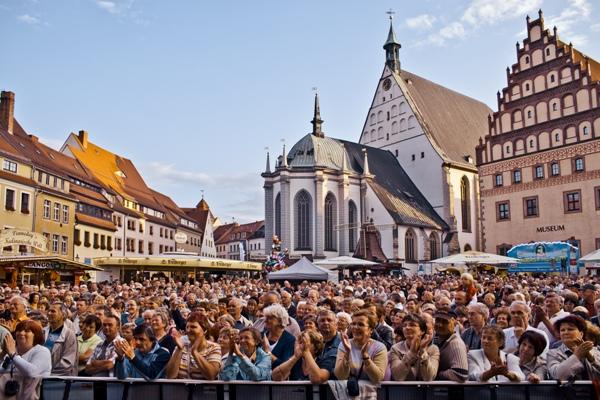 Tag der Sachsen 2012 in Freiberg - Часть 1 45261