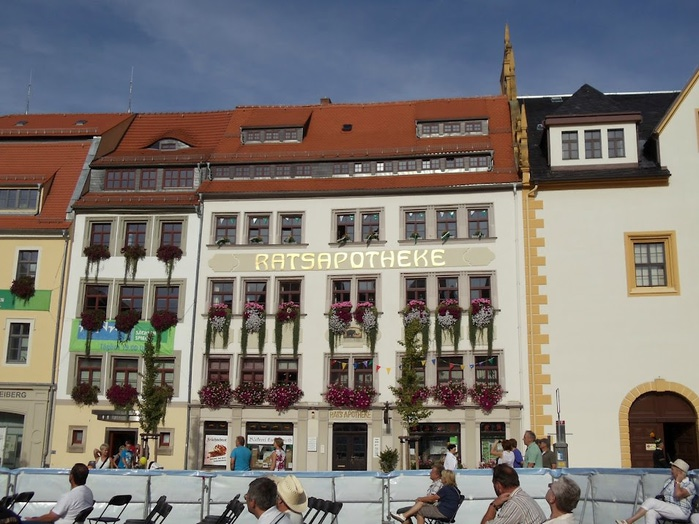 Tag der Sachsen 2012 in Freiberg - Часть 1 54924