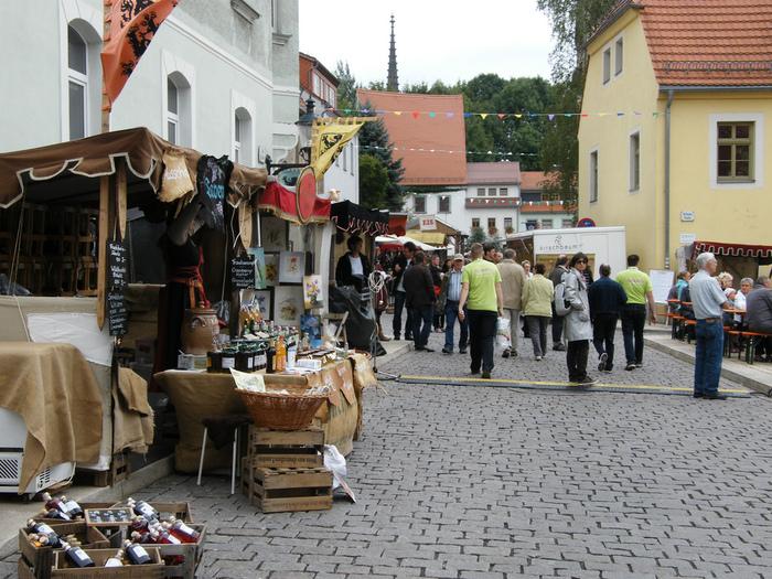 Tag der Sachsen 2012 in Freiberg - Часть 1 73522