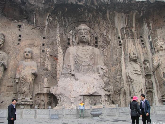 Лунмэнь китай фото (700x525, 130Kb)