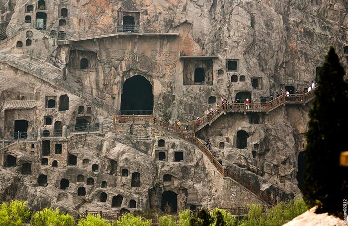 Лунмэнь китай фото 2 (700x455, 182Kb)