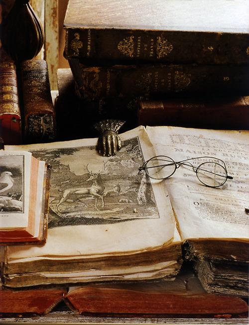 старина, винтаж,состаренные книги (500x651, 176Kb)