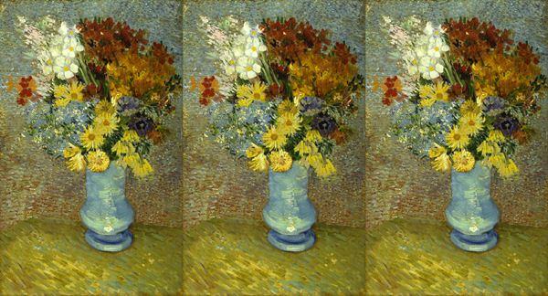 Картину Ван Гога просветили рентгеном