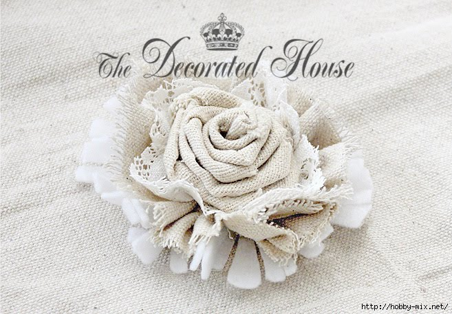 The Decorated House Fabric Flower Tutorial Feb 2012 (657x456, 215Kb)