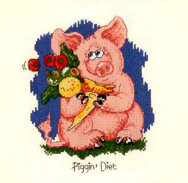 Piggin Diet (368x359, 31Kb)