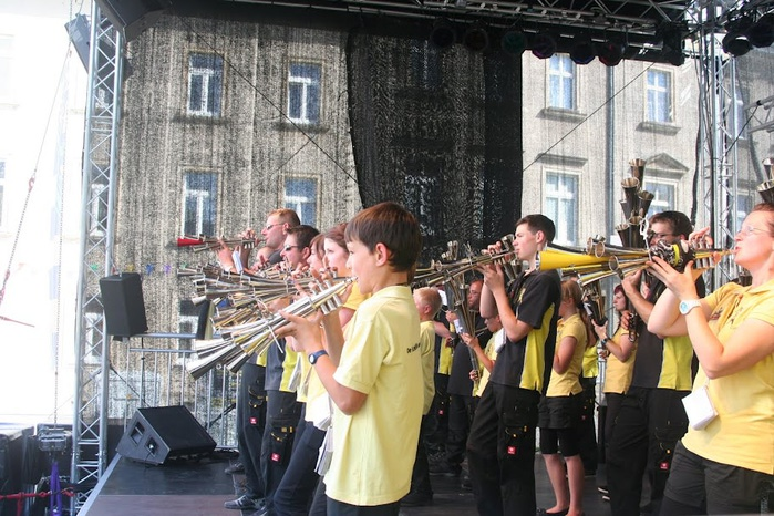 Tag der Sachsen 2012 in Freiberg - Часть 1 56661