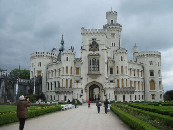 чехия замок 5 (600x450, 50Kb)