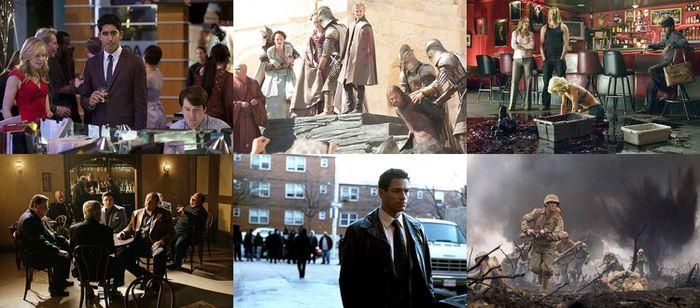 Десять ключевых сериалов канала HBO